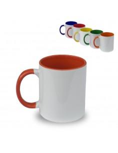 Cană colorată personalizată