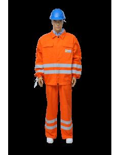 Costum de lucru cu bandă... 2
