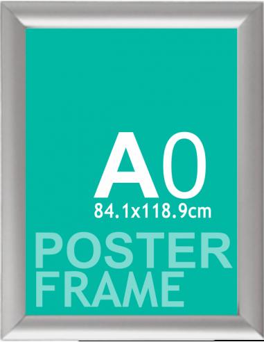 Ramă A0 Click Poster, Snap