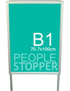 Panou pietonal B1 / People... 2