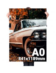 Afiș A0 - 841 x 1189mm