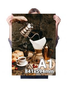 Afiș A1 - 594 x 841mm