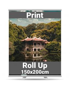 Print Roll Up 150x200cm