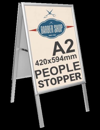 Panou pietonal A2 / People Stopper  -...