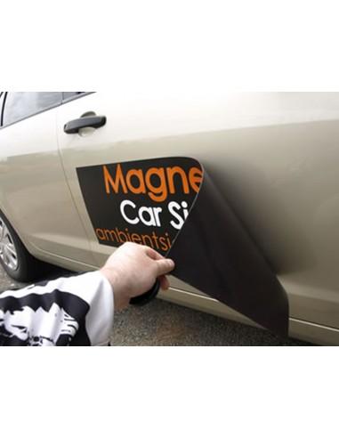 Folie magnetică 0.75mm pentru mașini