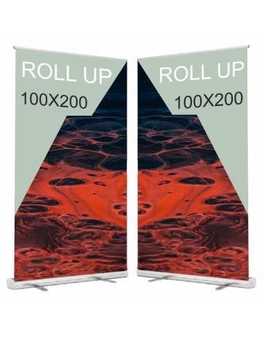 Sistem Roll Up Standard - 100x200cm