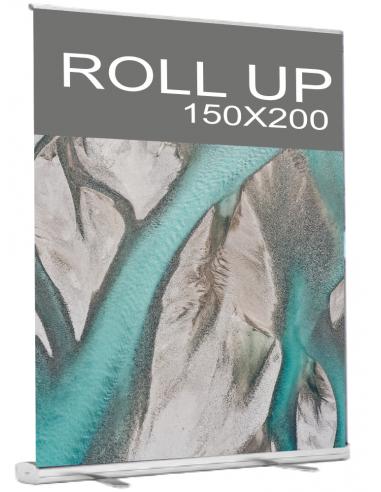 Sistem Roll Up Standard - 150x200cm