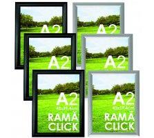 Set rame click