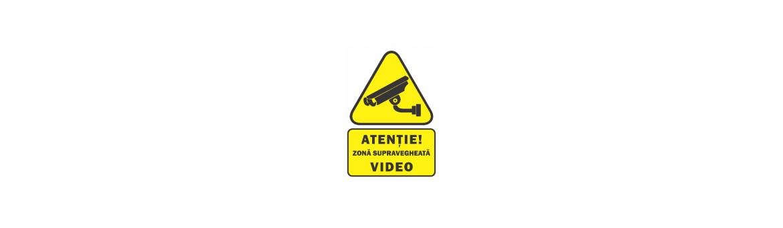 Indicatoare de avertizare - Click-Stop.ro