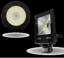 Proiectoare LED, bandă LED