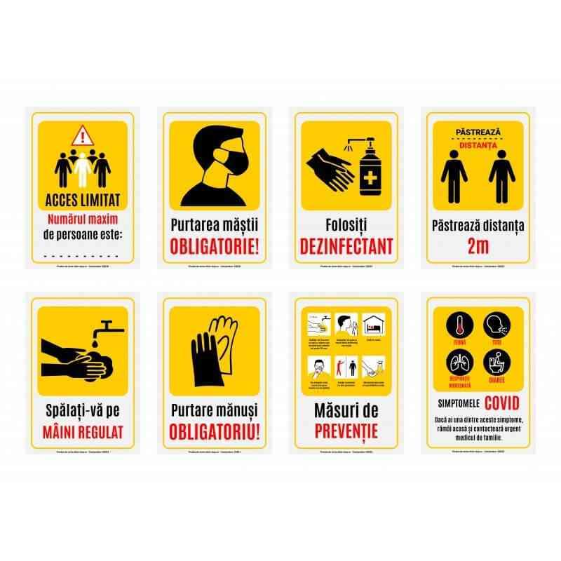 Indicatoare Protectie si Masuri de Preventie