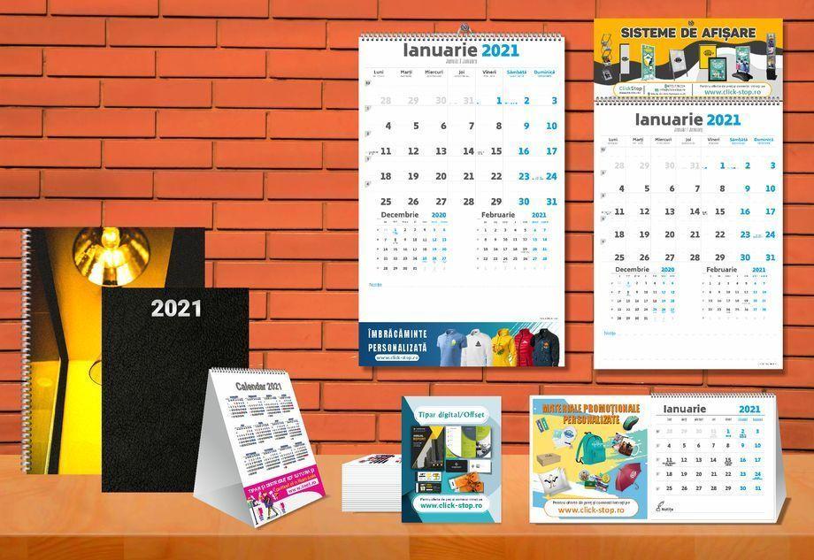 Agende si calendare personalizate